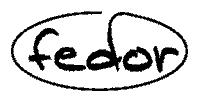 Fedor S.A.